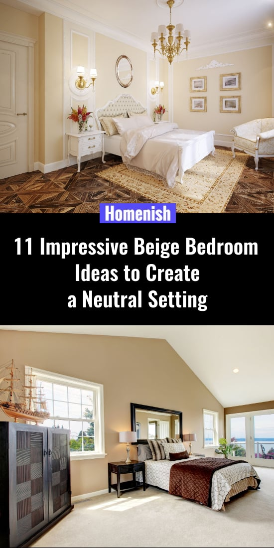 11 beige bedroom ideas for a neutral atmosphere