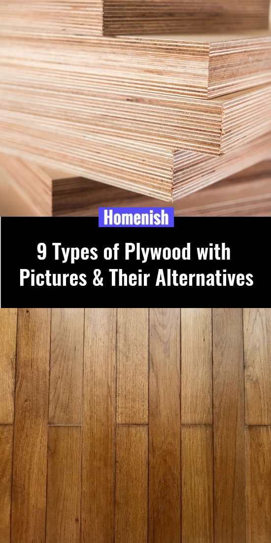 13 Wonderful types of woodwork for the interior of houses
