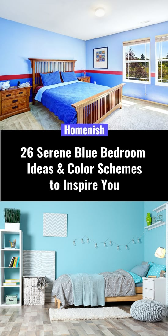26 light blue bedroom ideas and colour schemes to inspire you
