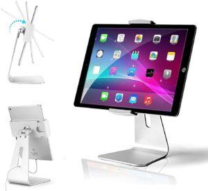 AboveTEK Aluminum iPad Stand
