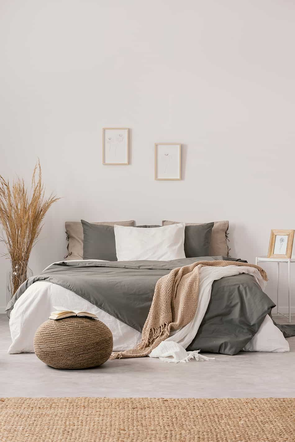 Accent tones with beige