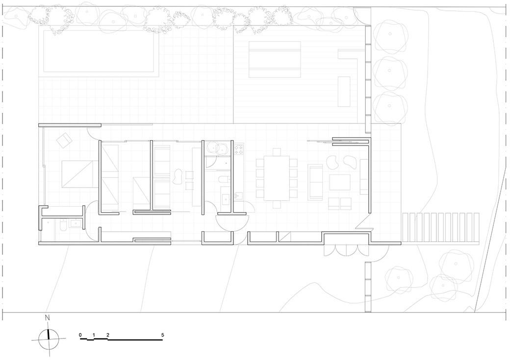 Aglae house por AFARQ Arquitectos