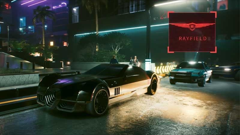 Cyberpunk 2077: All Vehicles | Hyper , Sports. Economy & More