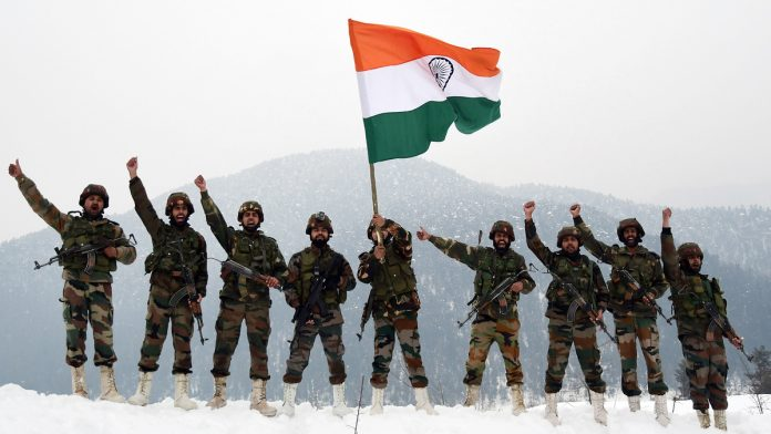 an essay on the Indian army