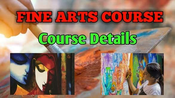 Art courses in India