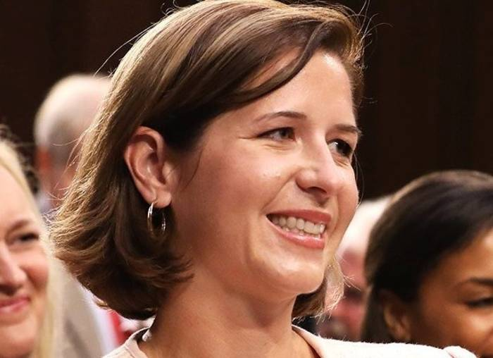 Ashley Estes Kavanaugh Bio (Brett Kavanaugh's wife) Parents, Wedding