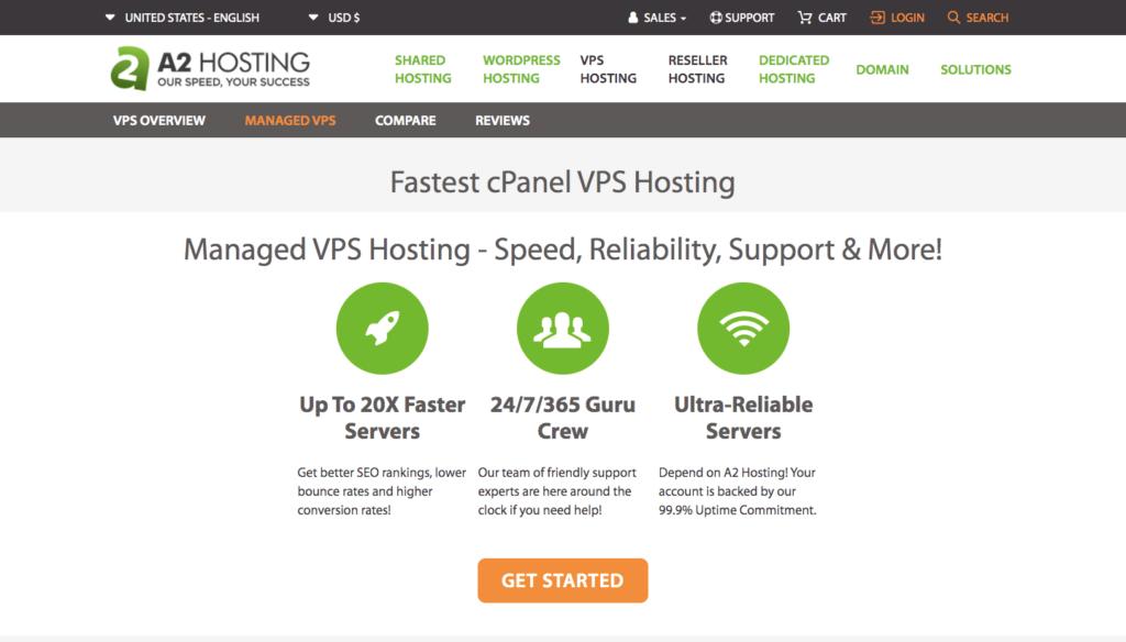 ashosting-vps server