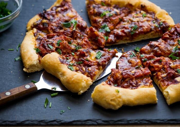 Barbecue Pizza Turkey