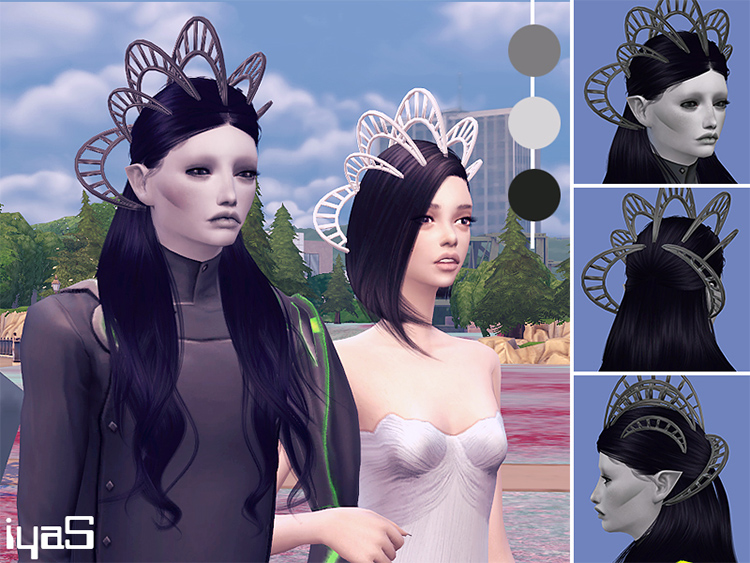 CC-Crown Link for the Sims 4