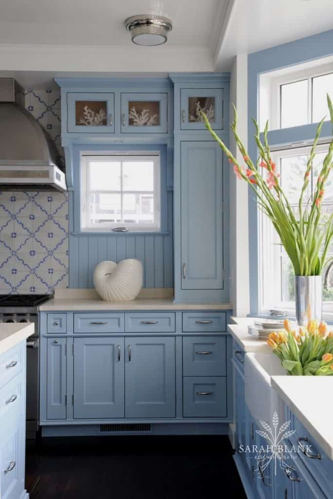 Classic light blue (par. sarahblankdesignstudio.com)