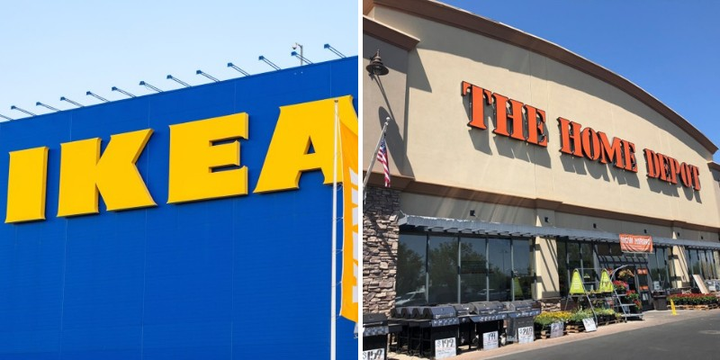 Ikea Vs Home Depot Kitchen Cabinets Which Brand Is Better Decoratoradvice Com
