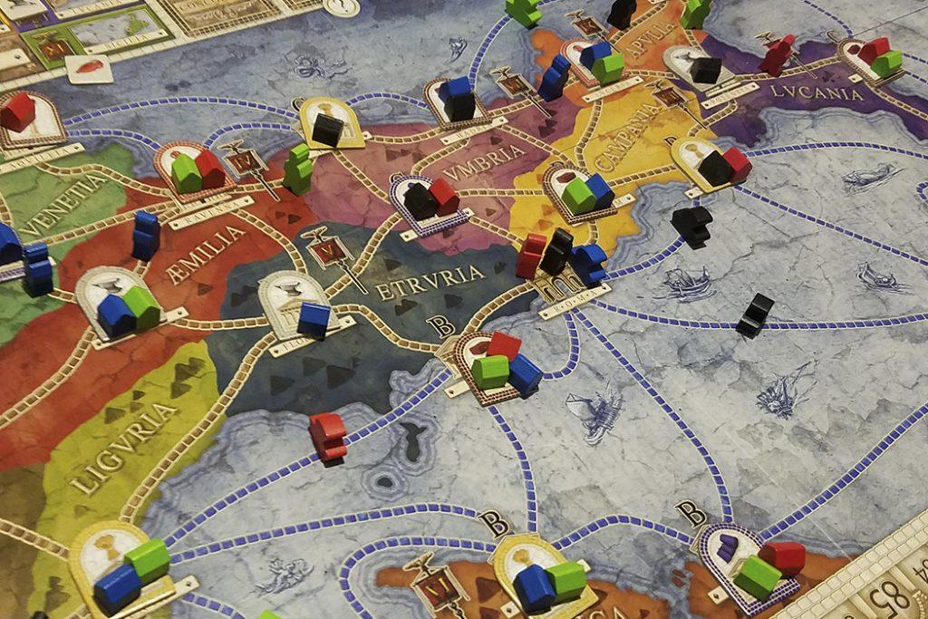 Concordia board game