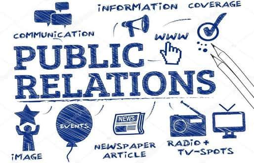 Course public relations India