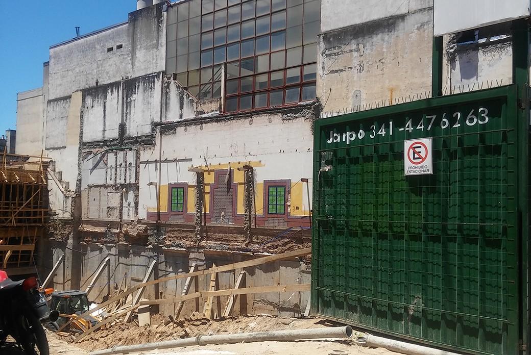 Destruir para construir… ¿es construir?