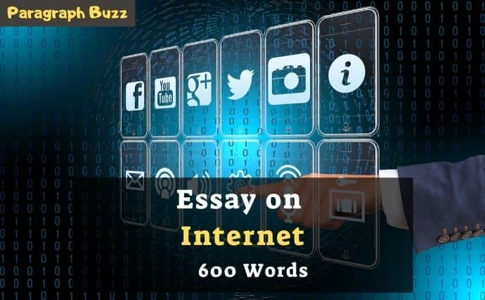 Dissertation on the internet in 600 words