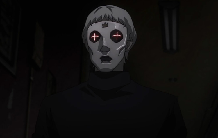 Donato Porpora from the anime Ghoul of Tokyo.