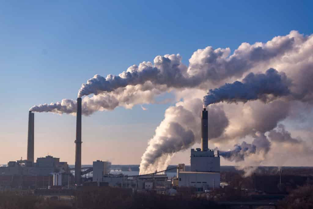 Environmental pollution test