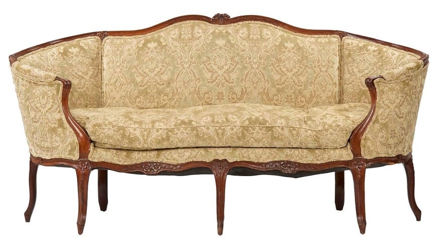 French convertible sofa