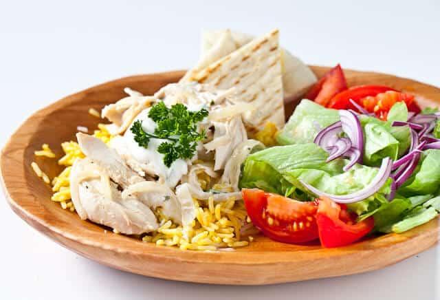 Halal Turkey Glazed White Sauce Recipe