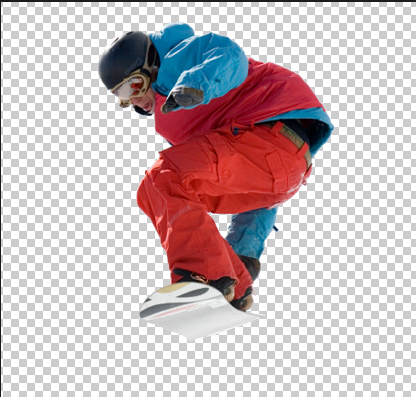 How to Cut Out an image in Photoshop