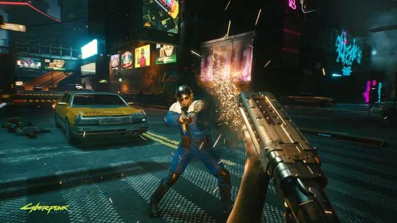 Cyberpunk 2077 How To Get Legendary Weapons