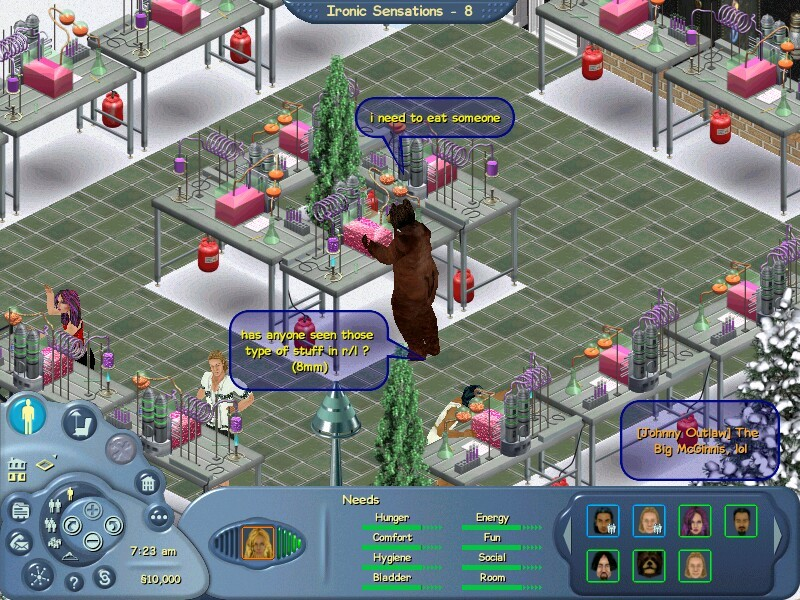 The Sims 5 Might Become An Online Multiplayer Game