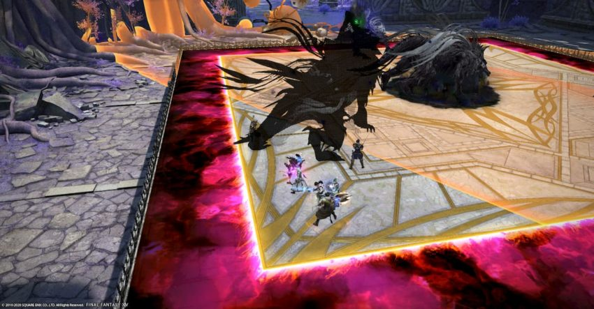 How to beat Eden's Promise: Litany (Normal) in Final Fantasy XIV