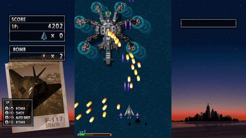 Psikyo Shooting Stars Alpha Review –