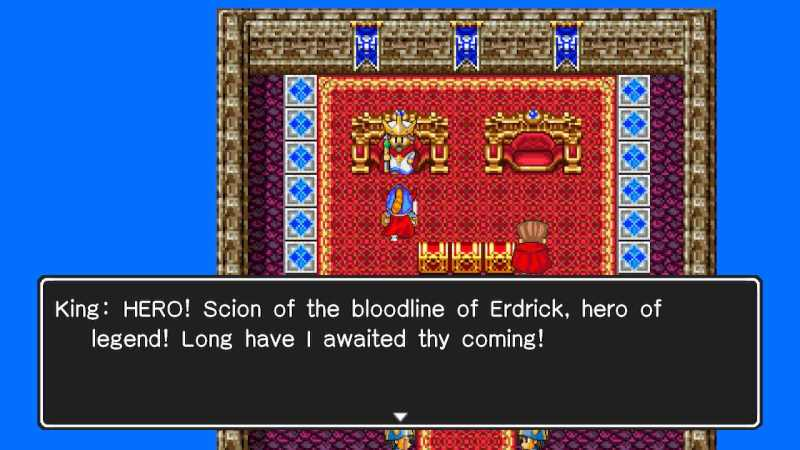 Dragon Quest Review –