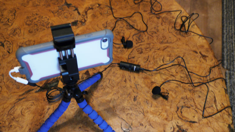 Is this the best iPhone and Android podcasting kit for under $70?