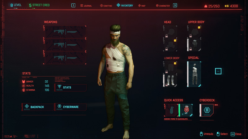 How To Get All Special Outfits & Johnny's Clothes in Cyberpunk 2077