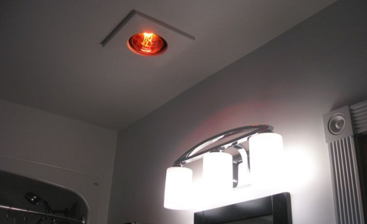The Five Best Bathroom Heat Lamps Money, Bathroom Heat Light