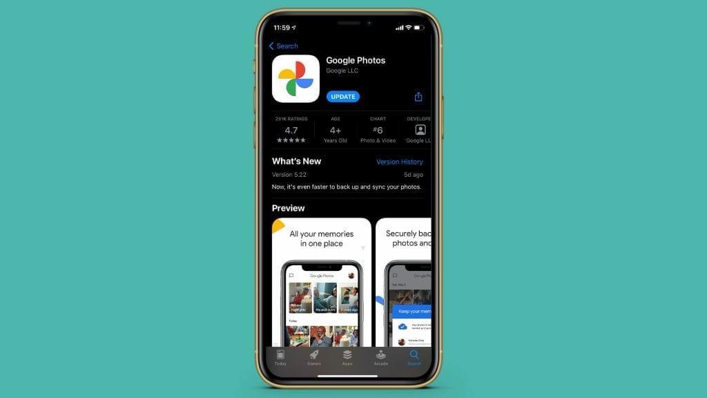 Fix: Google Photos not backing up on iPhone
