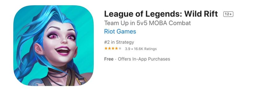 Best Mobile MOBAs |