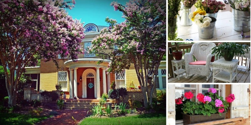 Ideas for exterior embellishment