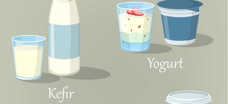 Kefir vs. Yogurt: How to Decide Which Is Right for You