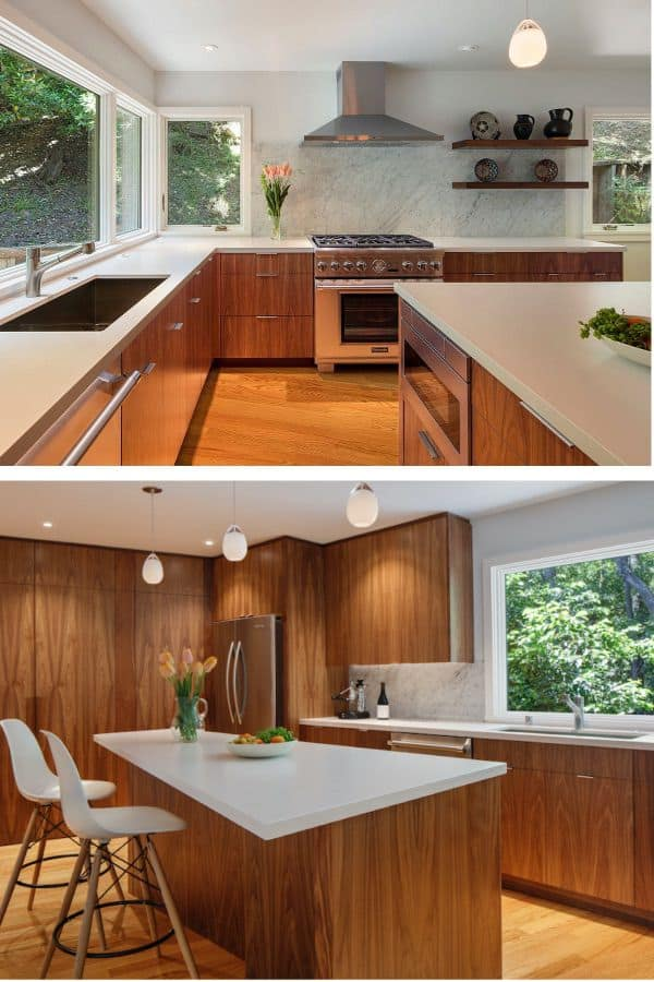 Kitchen with natural light (par. boa-inc.com)