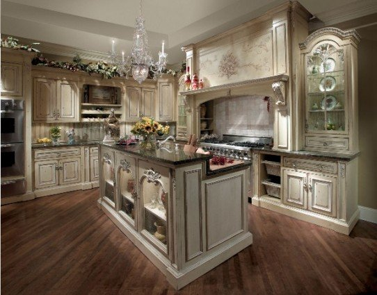 kitchens with a unique design