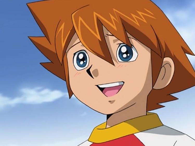 Кристофер Торндайк из Anime Sonic X