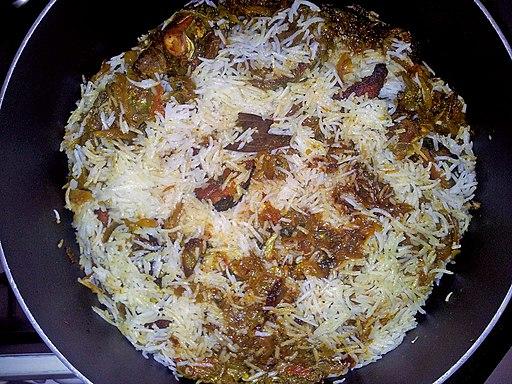 Malabar Biriyani Chicken