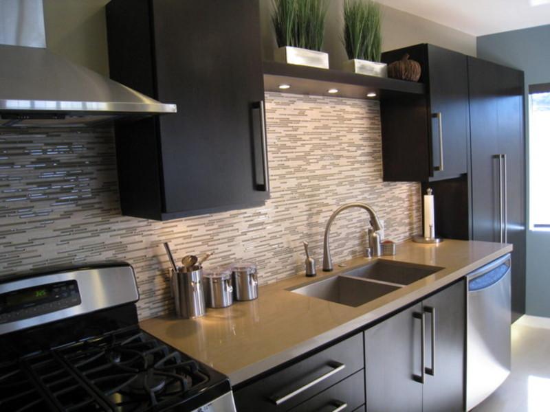 Marble kitchen style
