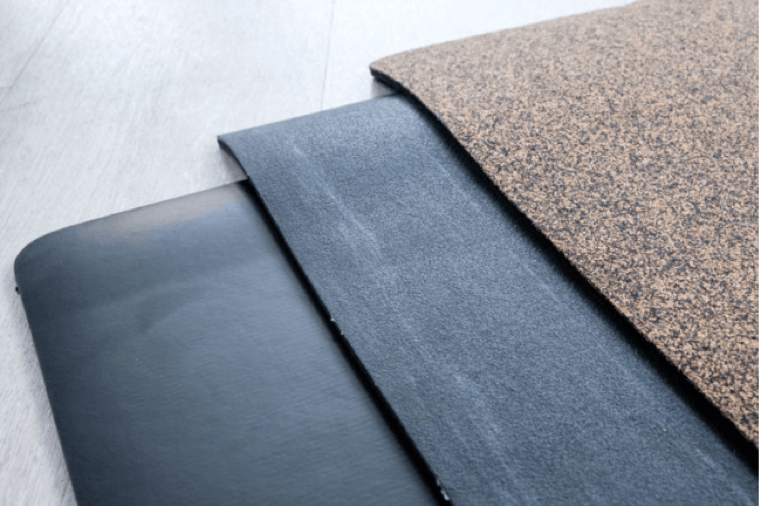 Material for yoga mats