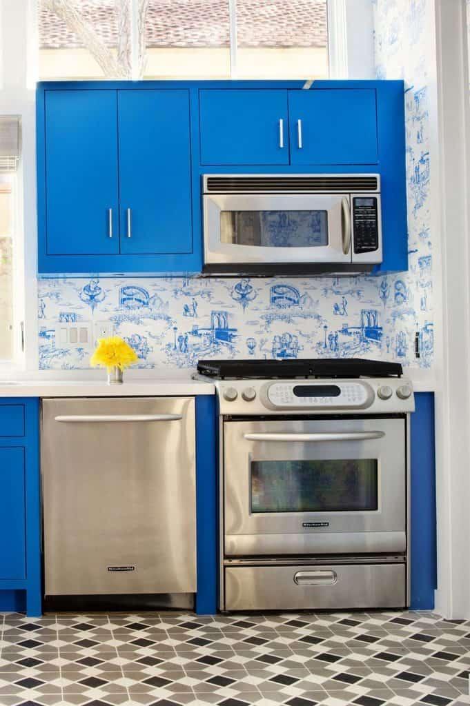 Mixed Blue and Grey (par. deringhall.com)