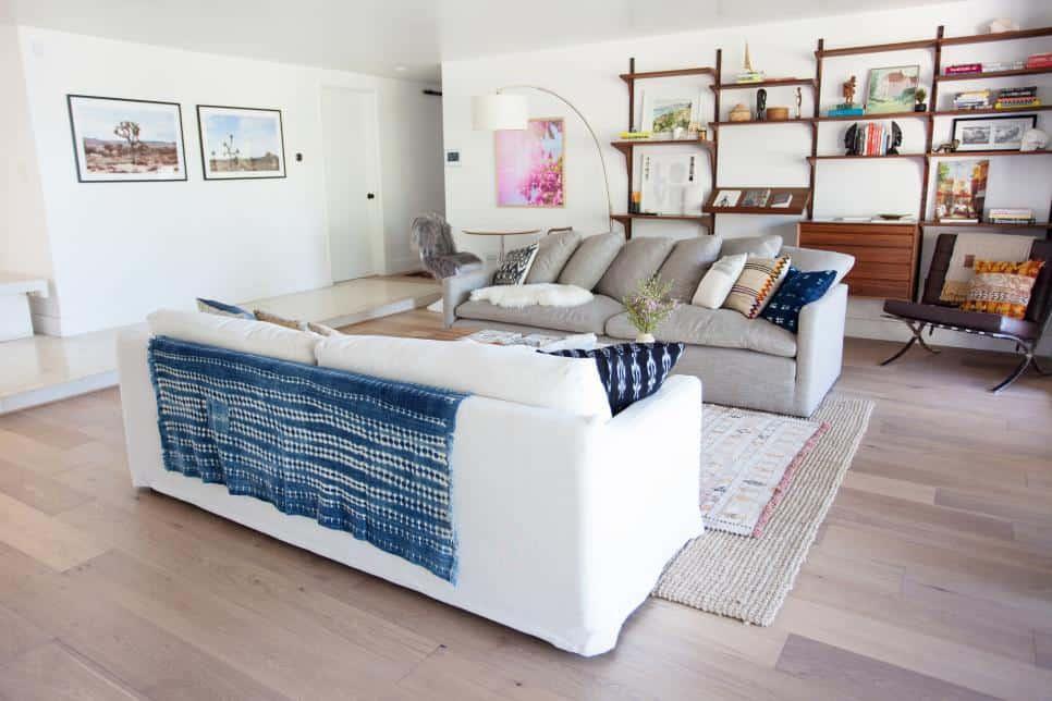 Modern Lounge (par. hgtv.com)