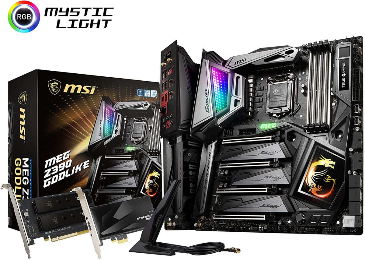The Best Motherboards For Intel Core i7-9700k Processors