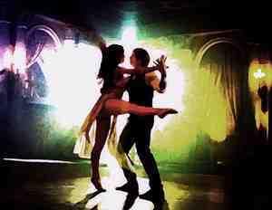 my essay on dance