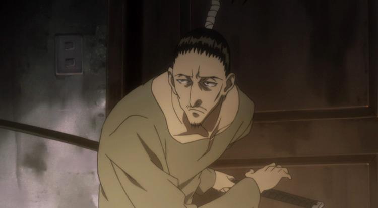 Nobunaga Hazama from Hunter x Hunter Anime