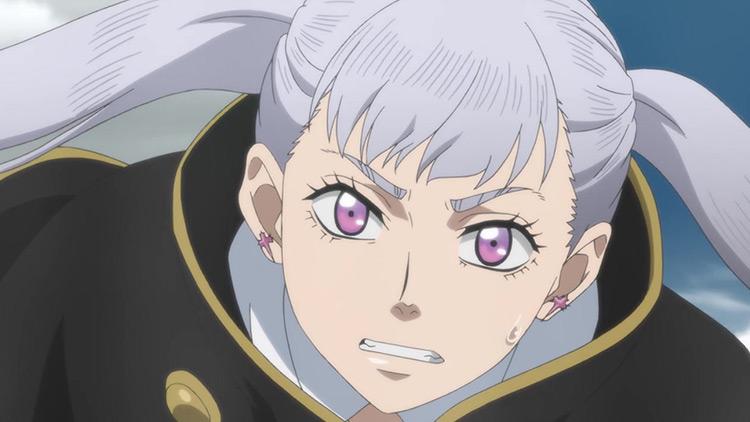 Noel Silva in the anime Black Clover.