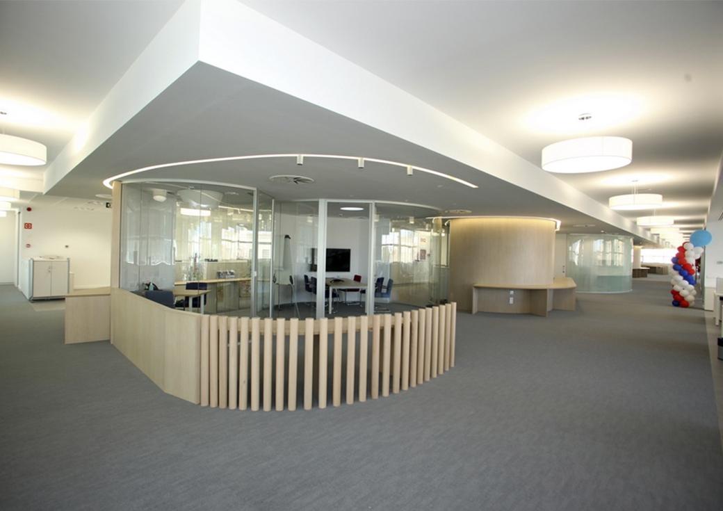 Oficinas Hartmann España – Arquid arquitectos