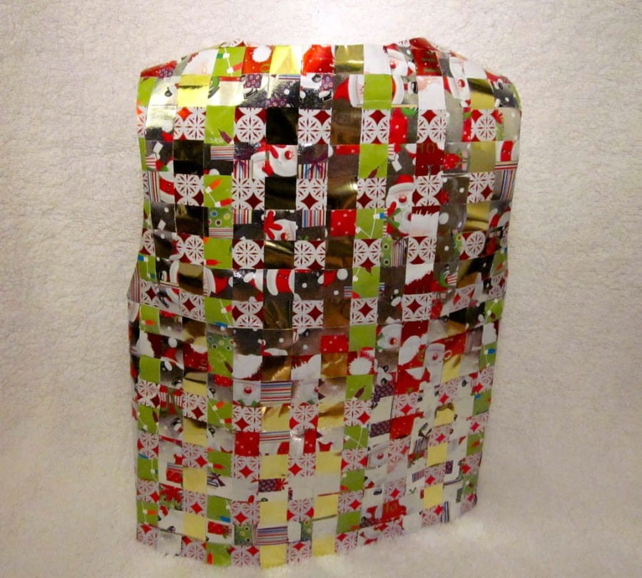 Packing paper sweater2